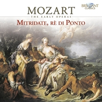 Mozart: The Early Operas, Mitridate, Re Di Ponto