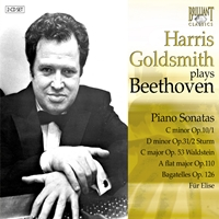 Beethoven: Harris Goldsmith plays Beethoven