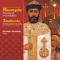 Mussorgsky: Pictures at an Exhibition - Tchaikovsky: The Seasons Op. 37b