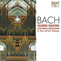 J.S. Bach: Goldberg Variations for Organ