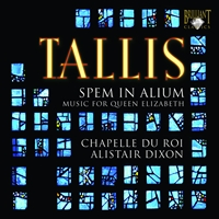 Tallis: Music for Queen Elisabeth