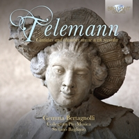 Telemann: Cantatas and Chamber Music with Recorder