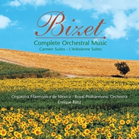 Bizet: Complete Orchestral Music