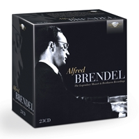 Alfred Brendel, The Legendary Mozart & Beethoven Recordings