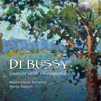 Debussy: Complete Music for Piano Duo