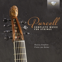 Purcell: Complete Music for Strings