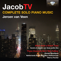 Ter Veldhuis: Complete Piano Music