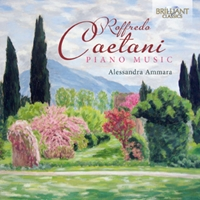 Caetani: Piano Music