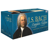 J.S. Bach Complete Edition