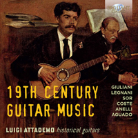 19th Century Guitar Music