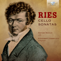Ries: Cello Sonatas