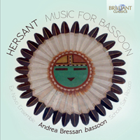 Hersant: Music for Bassoon