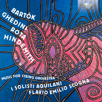 Bartók, Ghedini, Rota, Hindemith: Music for String Orchestra