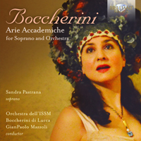 Boccherini: Arie accademiche for Soprano and Orchestra