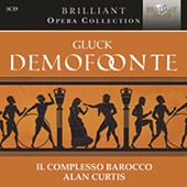Brilliant Opera Collection: Gluck Demofoonte