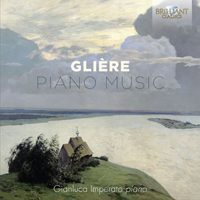 Glière: Piano Music