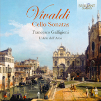 Vivaldi: Cello Sonatas ()