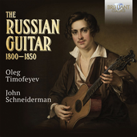 The Russian Guitar 1800-1850