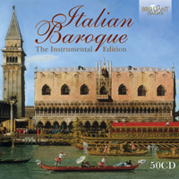 Italian Baroque: The Instrumental Edition