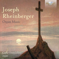 Rheinberger: Organ Music