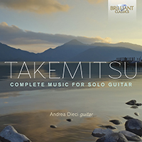 Takemitsu: Complete Music for Solo Guitar