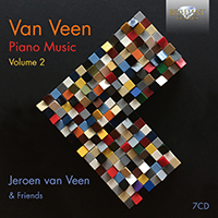 Van Veen: Piano Music Vol. 2