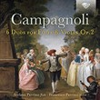 Campagnoli: 6 Duos for Flute and Violin, Op.2
