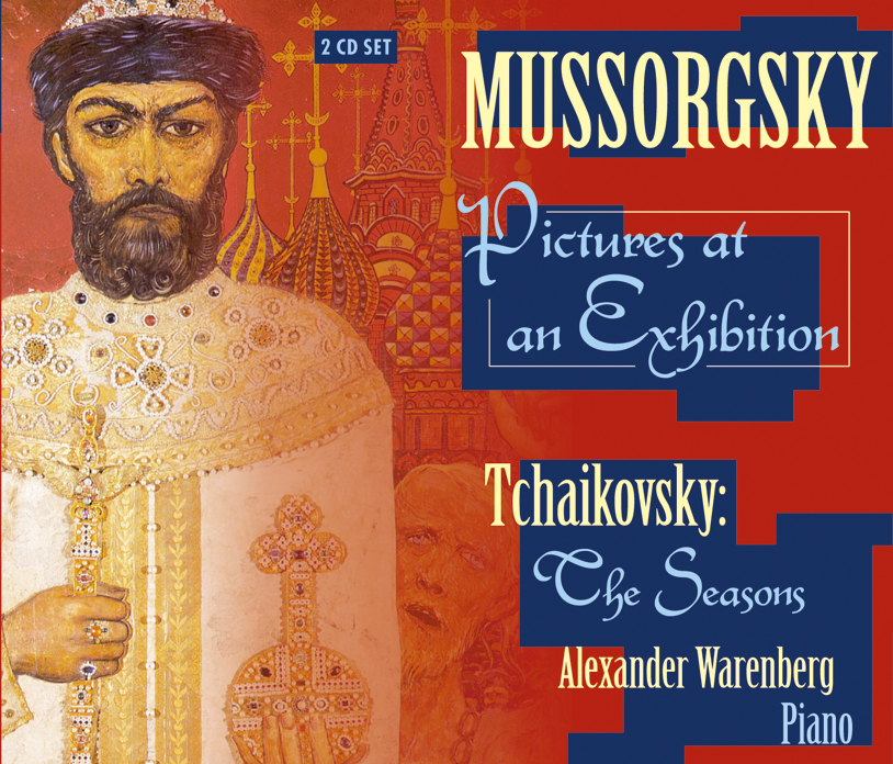 Mussorgsky: Pictures at an Exhibition - Tchaikovsky: The Seasons (1)