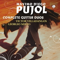 Pujol: Complete Guitar Duos