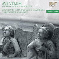 Ave Verum: Sacred Choral Favourites