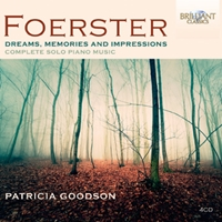 Foerster: Complete Solo Piano Music