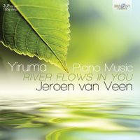 Yiruma: Piano Music 'River Flows in You' 2LP