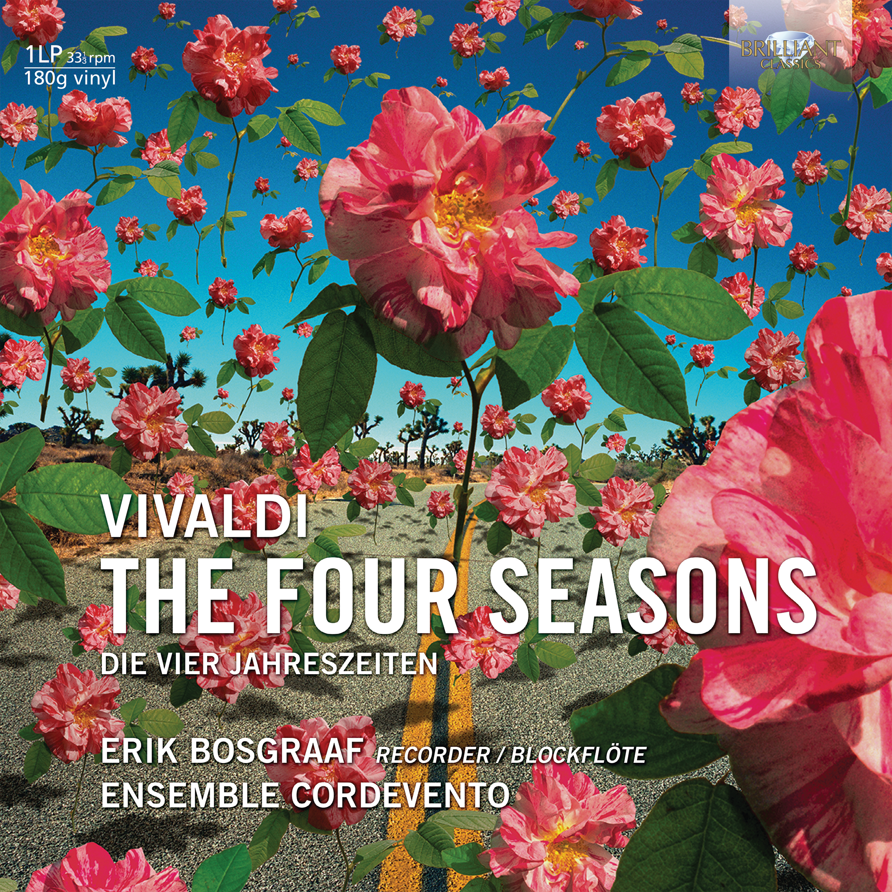 Vivaldi: Four Seasons (LP)