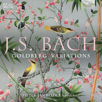 J.S. Bach: Goldberg Variations 2LP