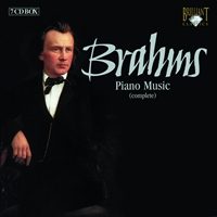 Brahms: Complete Piano Works (EUR)