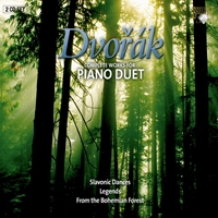 Dvorák: Complete Works for Piano Duet