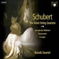 Schubert: The Great String Quartets