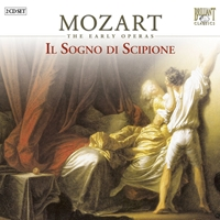 Mozart: The Early Operas, IL Sogno Di Scipione