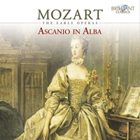Mozart: The Early Operas, Ascanio in Alba