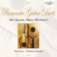 Romantic Guitar Duets