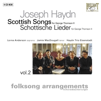 Haydn: Scottish Songs vol.2