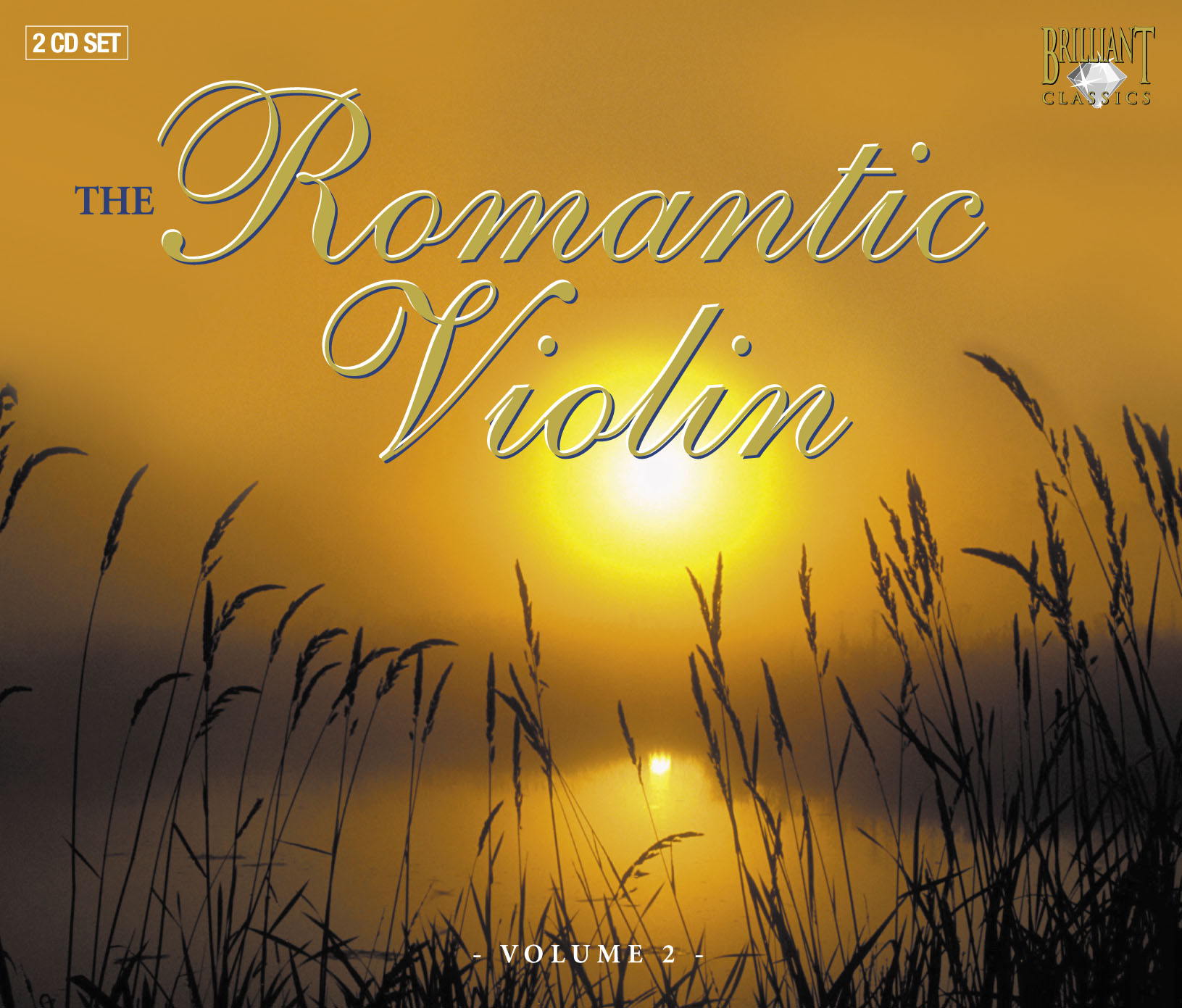 Romantic Violin Vol.2