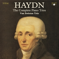 Haydn: The Complete Piano Trios
