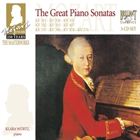 Mozart: The Great Piano Sonatas