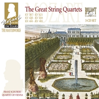Mozart: The Great String Quartets