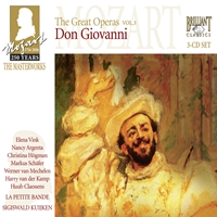 Mozart: The Great Operas vol.3, Don Giovanni