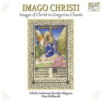 Imago Christi: Images of Christ in Gregorian Chants
