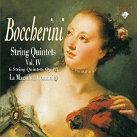 Boccherini: String Quintets, Vol. IV