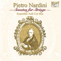Nardini: Sonatas for Strings