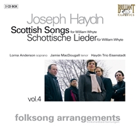 Haydn: Scottish Songs vol. 4